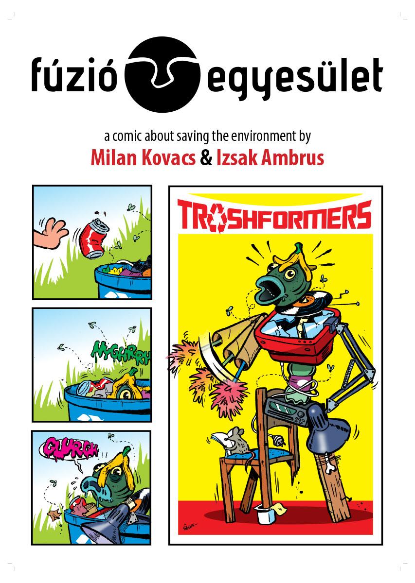 TrashFormers-Civil_Nap-promo-en
