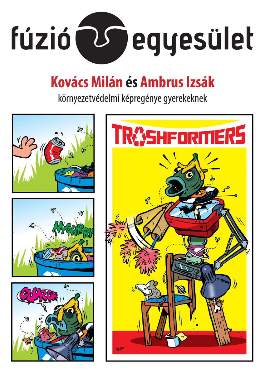 TrashFormers-Civil_Nap-promo