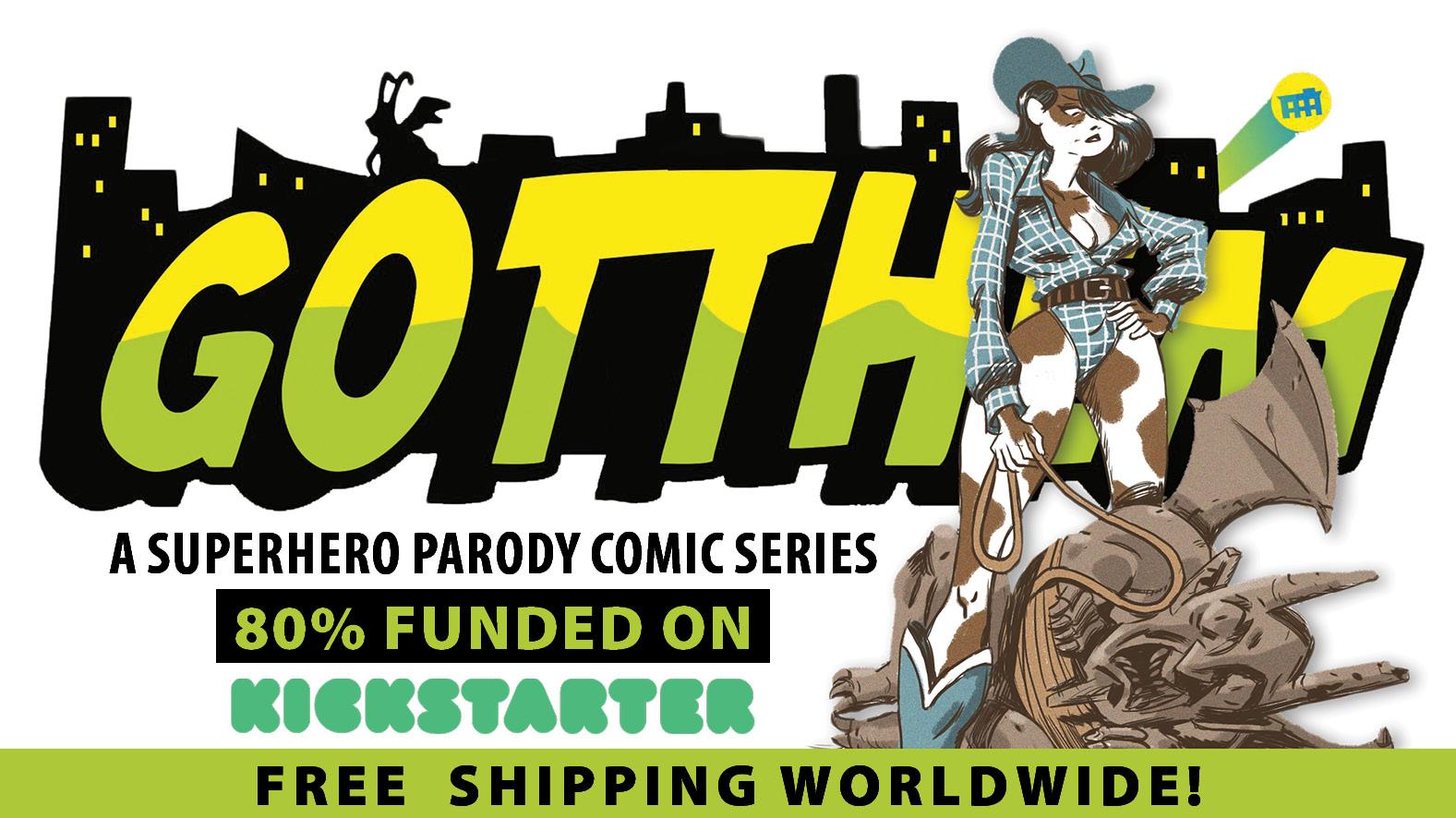 GOTTHEM Kickstarter Campaign